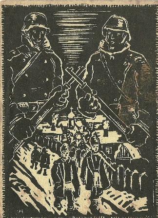 Vederede propaganda din timpul celui de-al doilea razboi mondial din arhiva personala